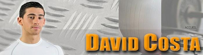 FR – Paris & Dijon  - CH : Genève - David COSTA - Coach sportif, Conseils Alimentaires, Fitness, Salsa, Suivi en ligne