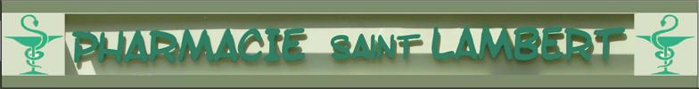 FR 13007 - Marseile - Parapharmacie Saint Lambert 4 rue Decazes 13007 Marseille
