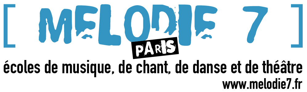 ECOLE DE MUSIQUE, DE CHANT, DE DANSE ET DE THEATRE MELODIE 7 PARIS RIVE GAUCHE